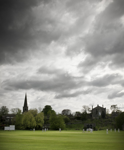 Village Cricket match