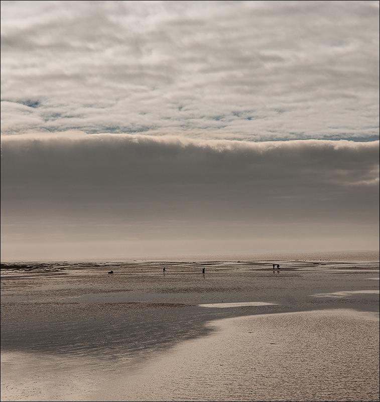 A seascape image