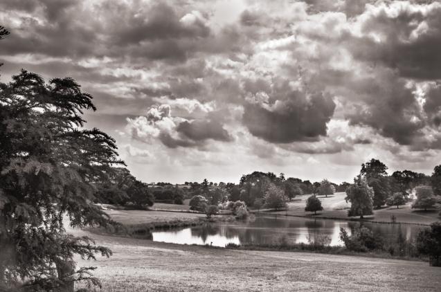 Lakeside at Ripley Castle