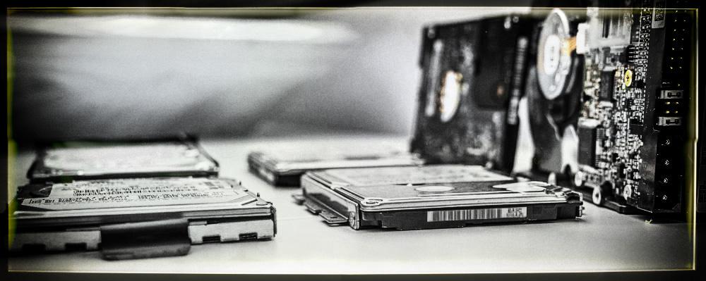 Dead hard disks