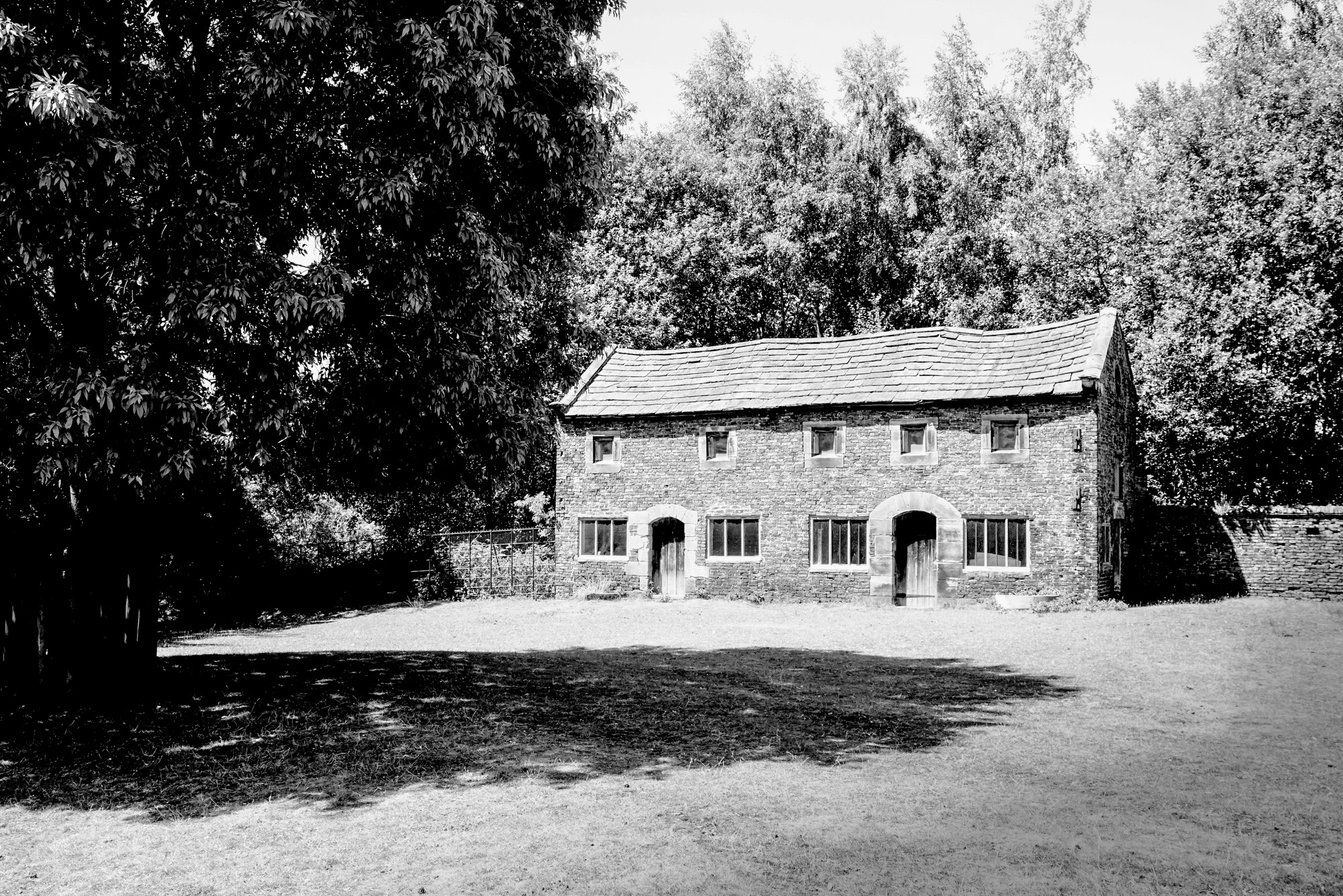 Rustic building in Cheshire
